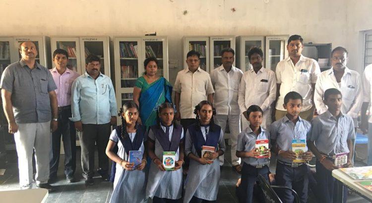 Durgi NMMS awardess & teachers
